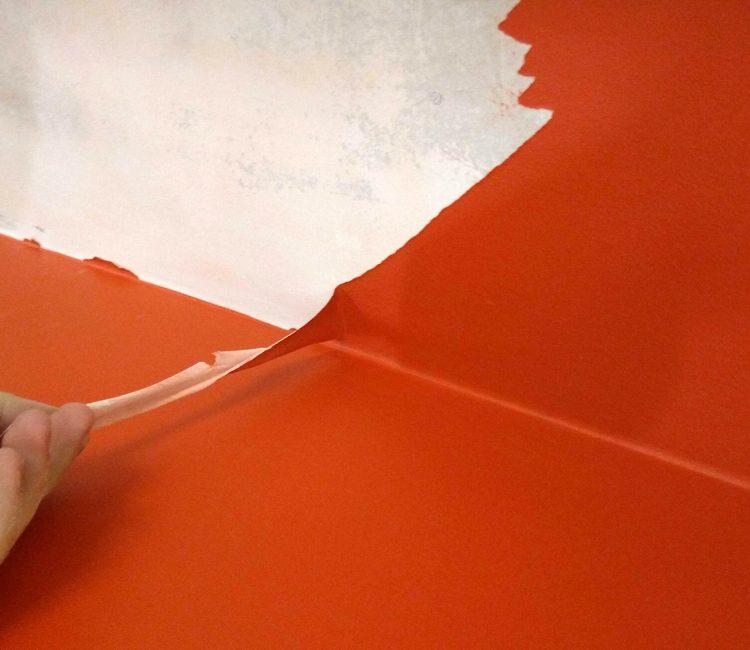 Demontaż farby (2)